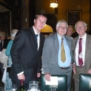 Frans Leijtens C 949, Bob Russell MP & Ed Shillabeer C 590