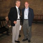 Ron Wallwork MBE C893 & Gerrit de Jong C 456