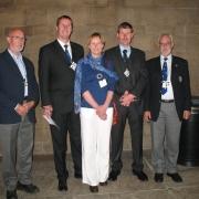 Gerrit de Jong C456, Frans Leijtens C 949, Caroline Mestdagh C 1061, Ruud Schoors C 1062 & Piet Jansens C 389